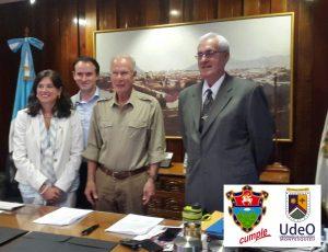 Convenio Marco de Cooperación Entre Municipalidad de Guatemala y UdeO Montesquieu