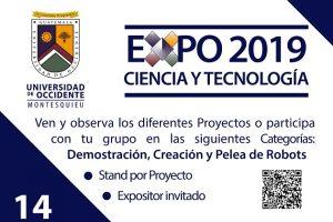 Expo Ciencia y Tecnología '19